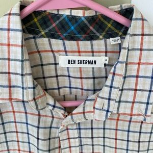 Men's Long sleeve Ben Sherman shirt